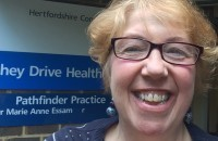 Dr Marie Anne Essam, Clinical Lead for Integration and Partnership, Herts Valleys CCG