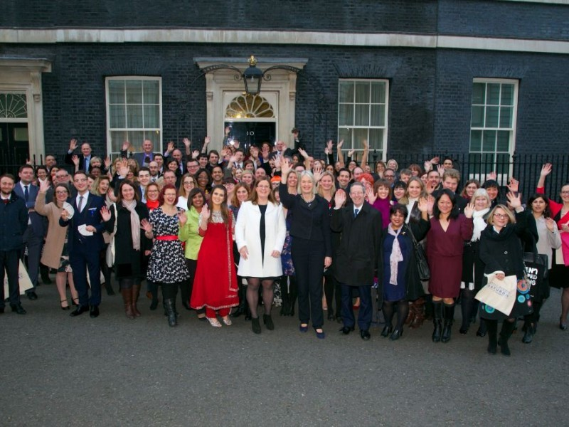 We visit 10 Downing Street to mark Small Business Saturday