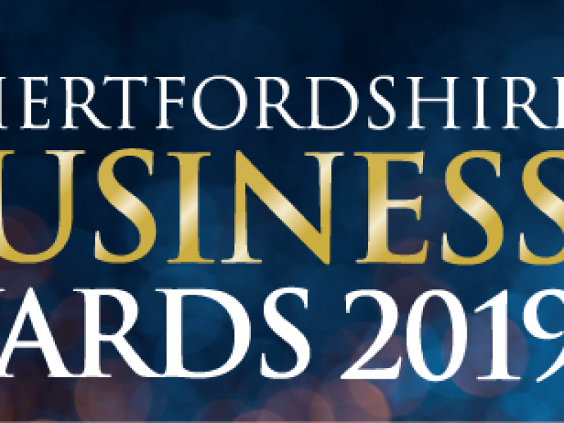 HILS wins Hertfordshire Business Awards 2019 'Social Enterprise of the Year' category