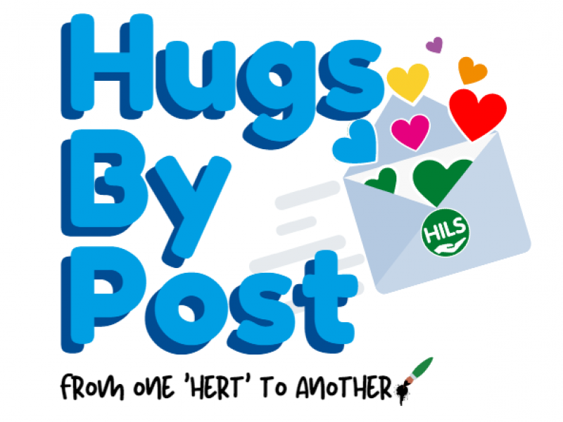 Providing comfort to isolated older and vulnerable people with a Hug By Post
